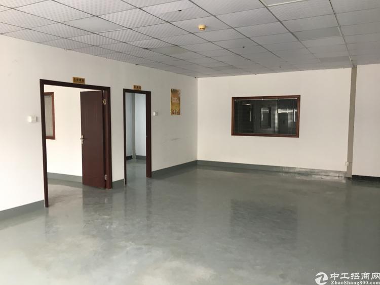 沙井大型工业园楼新出厂房出租