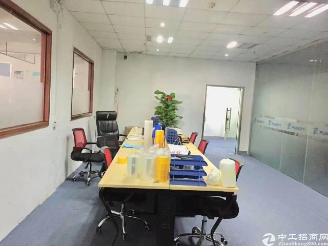 福永白石厦新塘工业区带行车厂房800招租免转让费