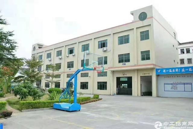 黄江镇独门独院厂房6600平