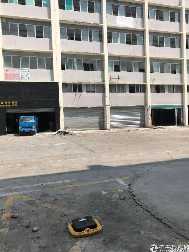 布吉新出原房东单层面积6000平(可分)