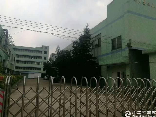 沙井大王山3000平独院厂房出租