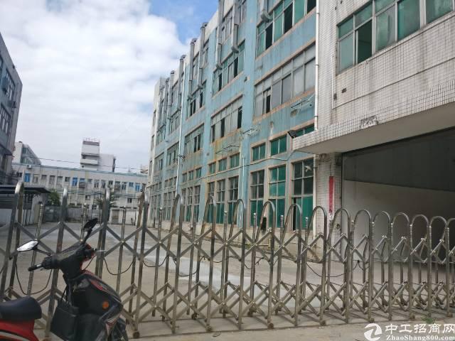 沙井中心路新出整栋厂房实际面积5000平方精装修厂房形象好