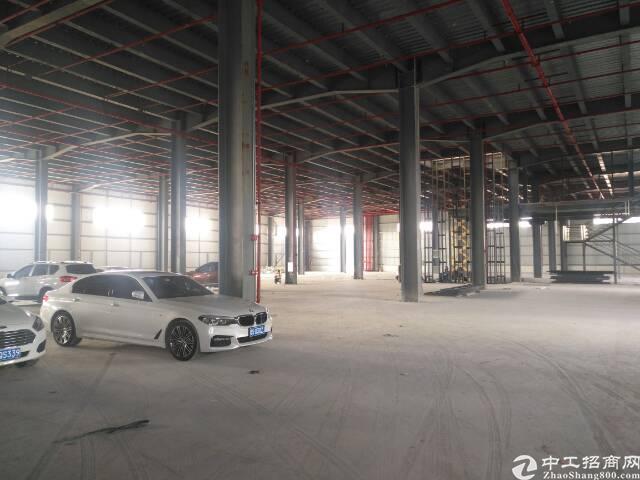 一楼物流仓标准卸货平台厂房出租