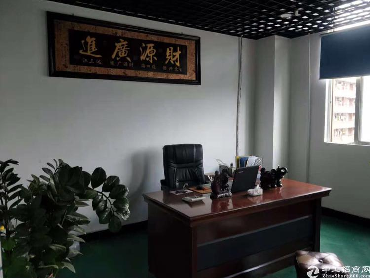 出租沙井镇大王山工业区楼上850平米带装修租金20