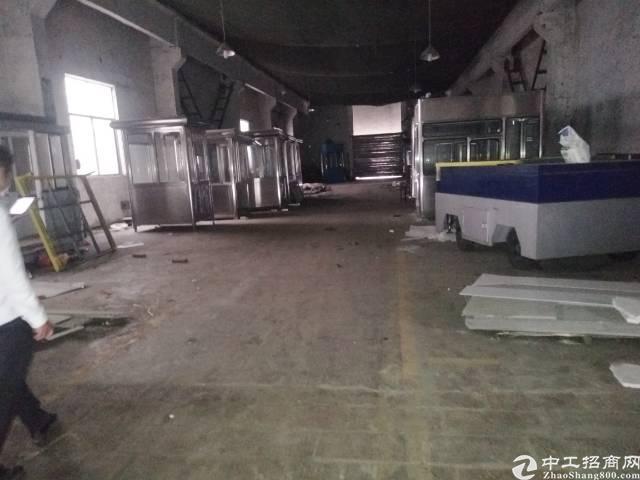 龙华油松新出厂房800平,无公摊厂房