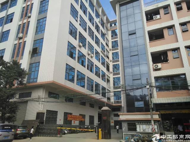 杨屋村工业园区内二楼厂房1960平带精装修出租