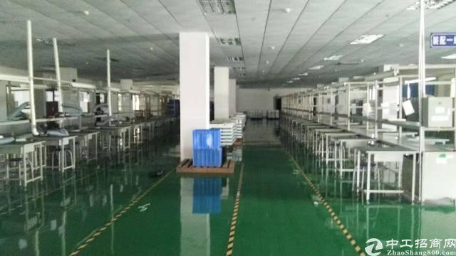 水口镇新出九成新1-5层8000平米厂房出租-图2