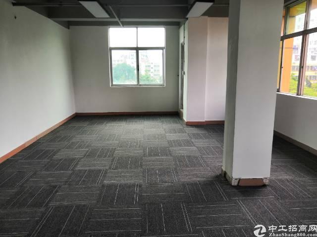 石岩汽车站办公室30平方50平100平方出租 带装修水电齐全