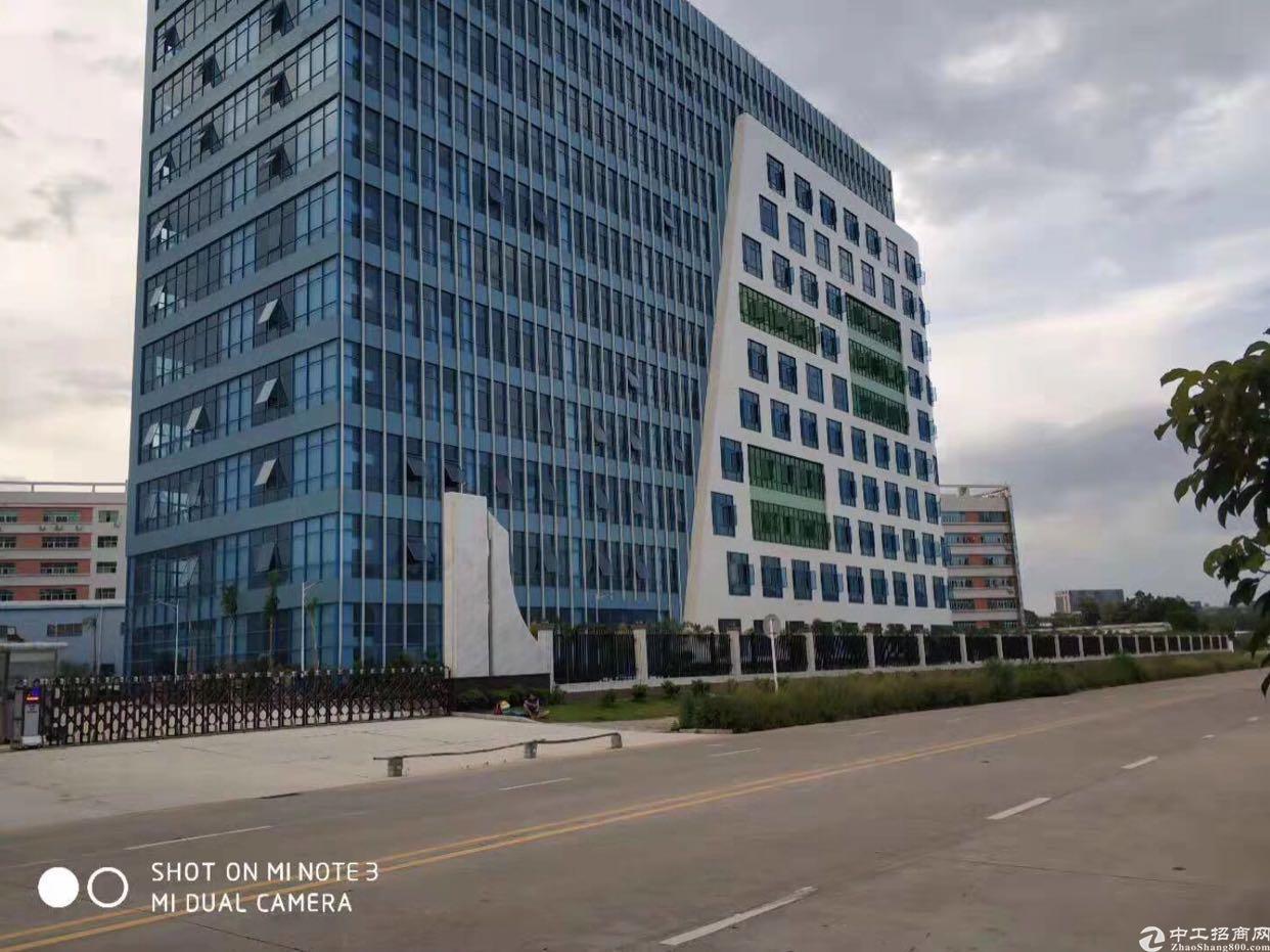 西乡高新园区33800平方整栋大小分租