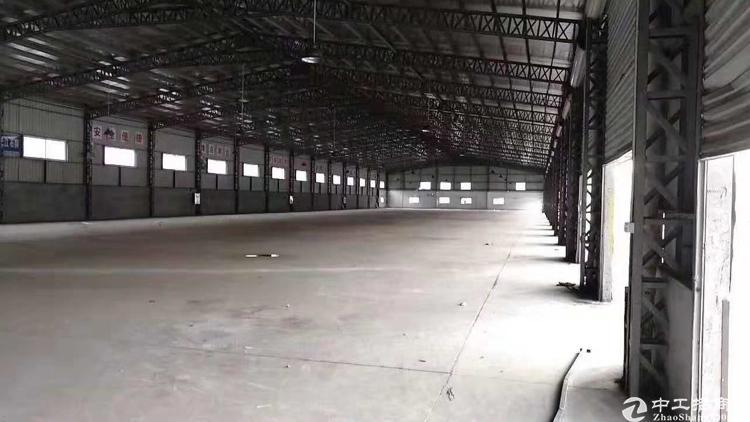 龙华区高速口带货台标准仓库出租