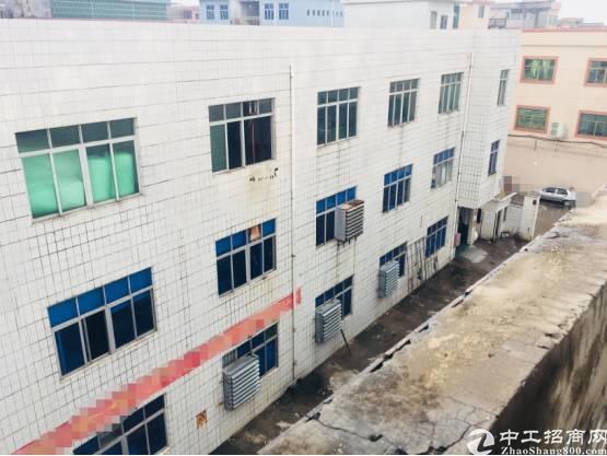 常平镇占地4206㎡建筑8200㎡集体厂房出售
