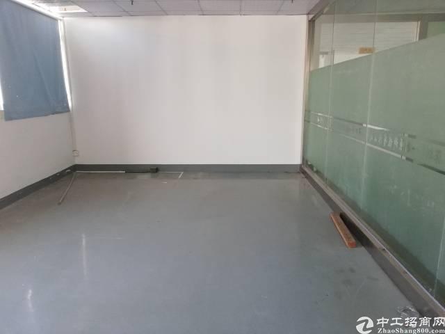 沙井后亭地铁口楼上厂房700平,带豪华装修办公室