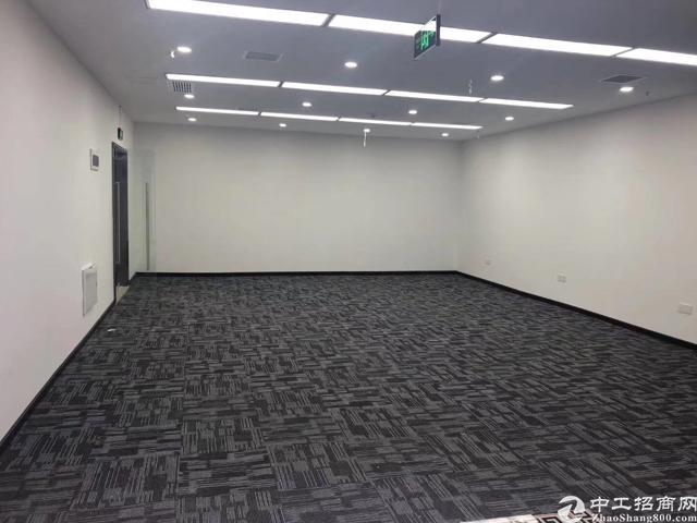 汉街总部国际4号线精装修带家具拎包入驻可金融