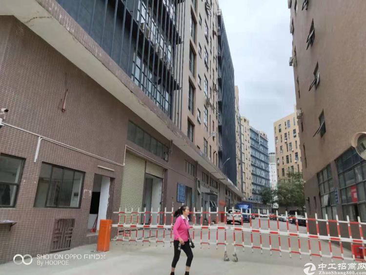 松岗高速出口新出原房东厂房位于楼上一整层1188平方