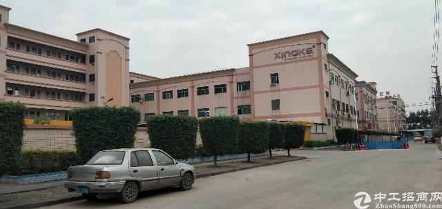 虎门原房东厂房分租一楼1300平方,小独院可办环评,高速附近