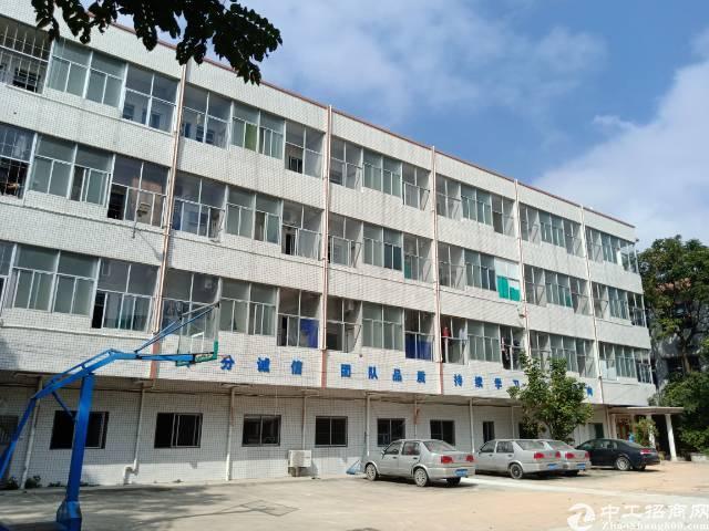 坪山坑梓独院厂房4100平米出租