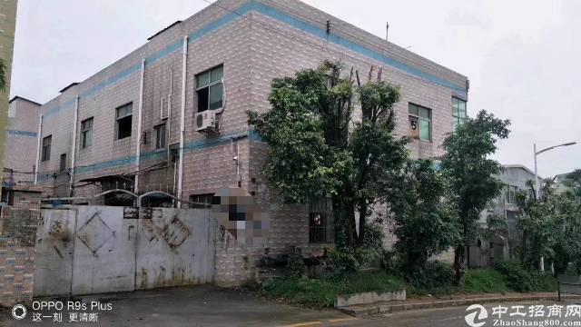 坪地经典小独院厂房出租一楼900平方二楼300平方