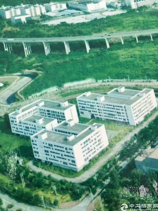 深圳独院全新厂房分3栋共56000平