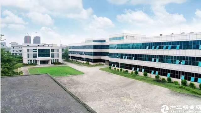 龙岗高新产业园8万平方招租,300平起分租,面积实在