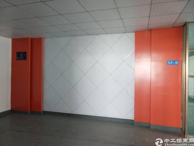西乡固戍原房东厂房610平米出租