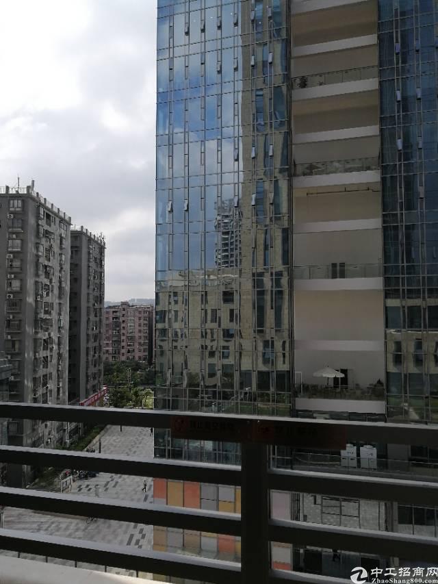 布吉丹竹头地铁站新出480平带装修厂房出租