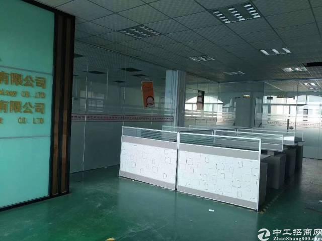 厂房位于沙井后亭益华电子城附近,靠近地铁站,带装修办公室