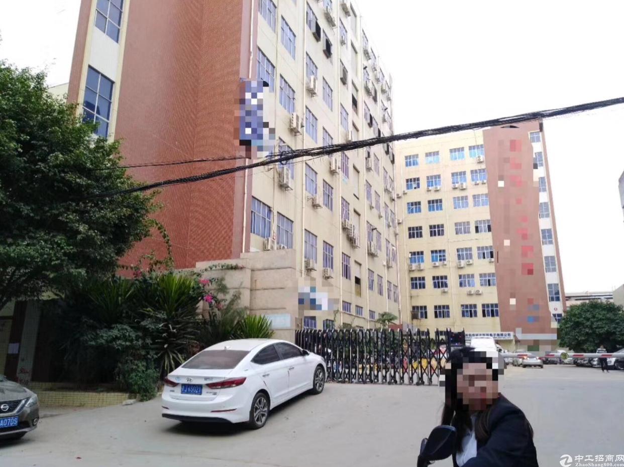 福永桥头楼上1860平米带装修厂房出租