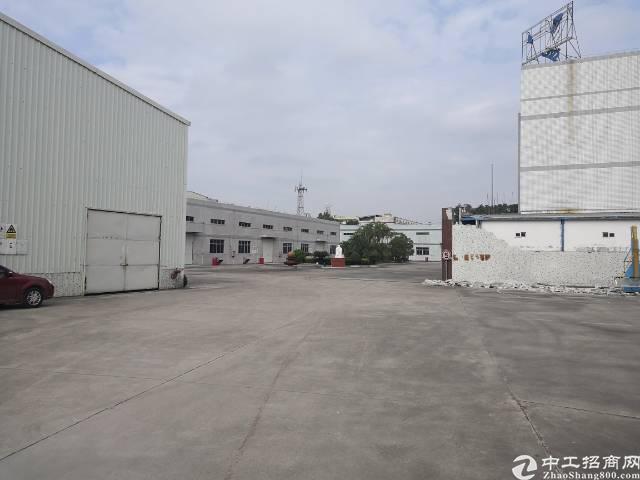 清溪原房东标准一楼厂房出租,高度7米,还带有现成行车