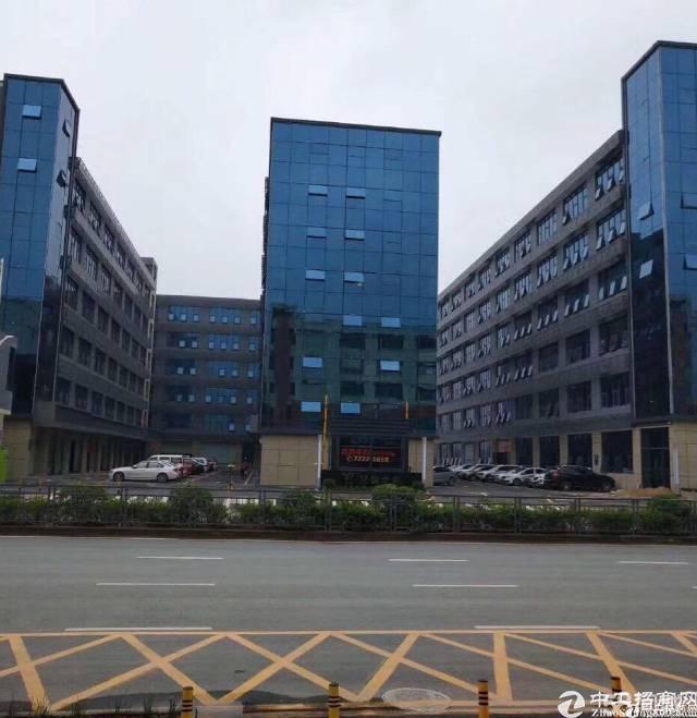 布吉丹竹头电商产业园116平,230平,560平出租