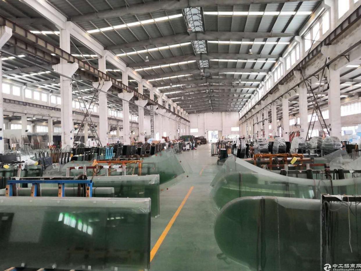 国有证无公摊钢构8000滴水10米工业报建手续齐全可以办环评