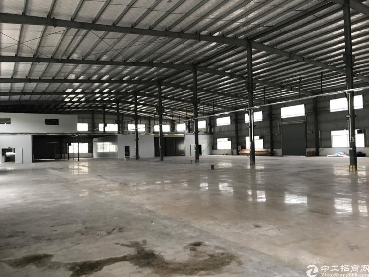 惠州市仲恺高薪区全新钢构滴水9米厂房招租