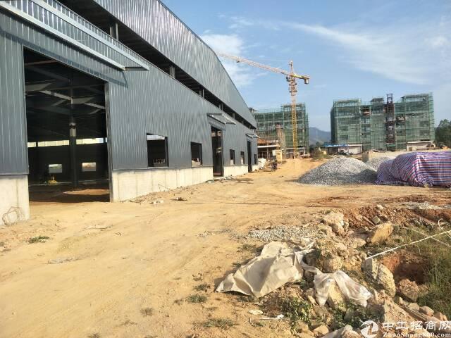 东莞市中部钢构厂房7500平米出售