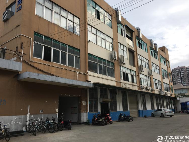 沙井宝安大道附近整栋厂房出租