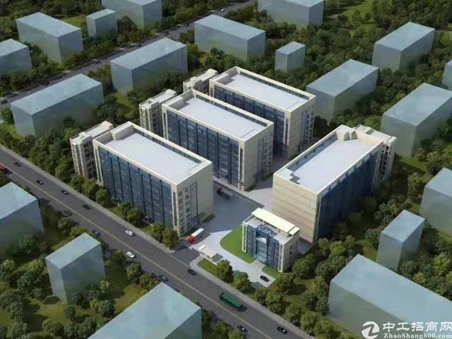 亿利通科技园9600平全新独栋重工厂房
