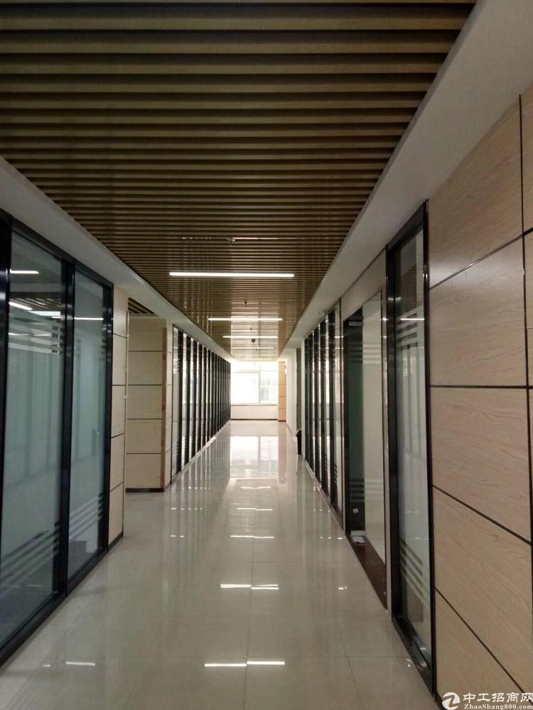 楼上精装修厂房100-1350平招租
