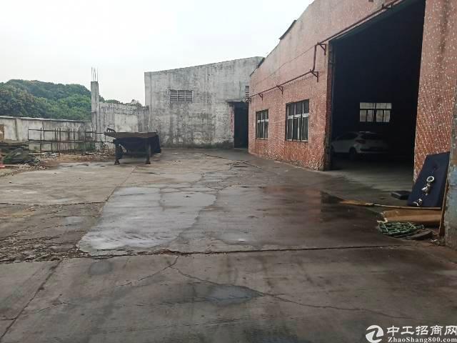 东莞大岭山原房东单一层仓库招租