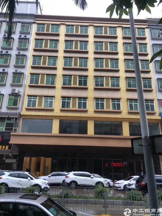 龙岗盛平独栋现成酒店1-7层4500平米!