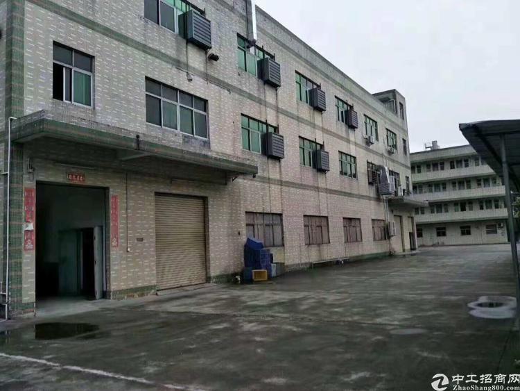 深圳平湖高速口独院厂房出租