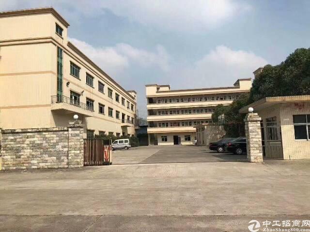 福永独院厂房出租4000平米