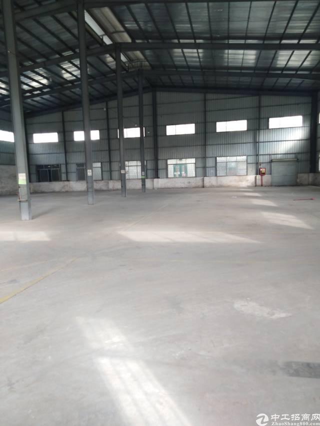 龙华清湖新出1700㎡原房东钢构隆重招商