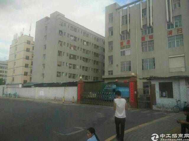 出售龙华新区红本独门独院厂房。适合升值改造及自用