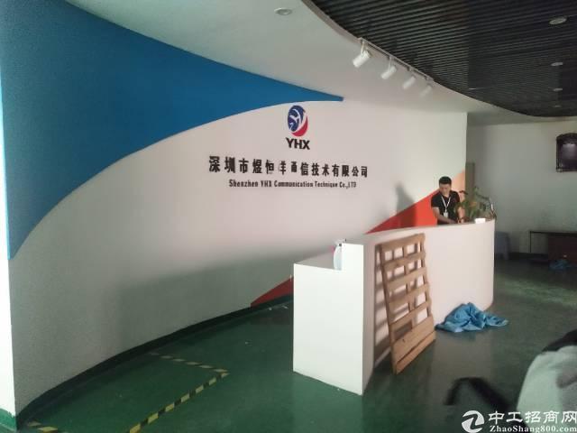 福永沿江高速路口附近楼上无尘车间1500平米带装修不要转让费