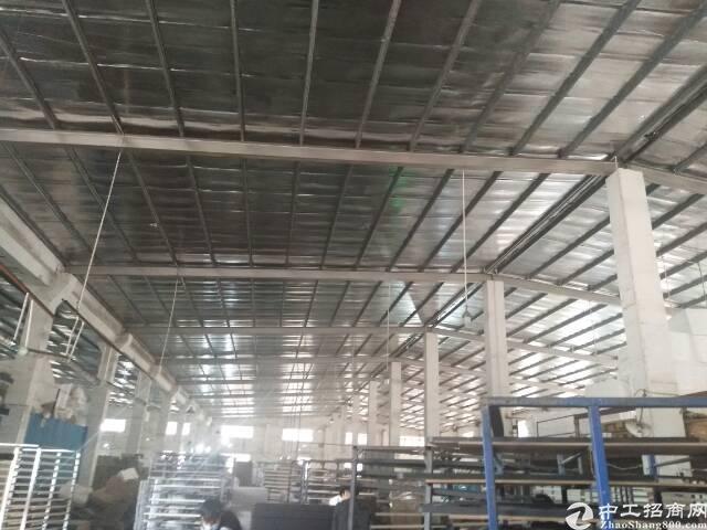 小金口新空出钢结构厂房仓库出租1680平方
