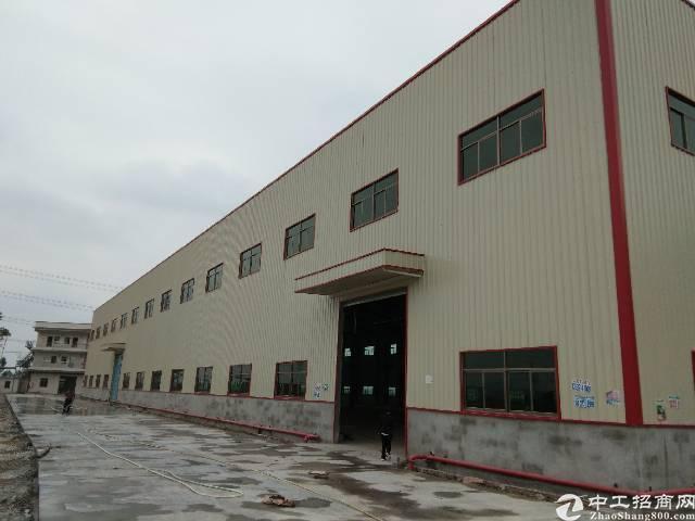 惠州市沥林镇新建原房东单一层钢构厂房