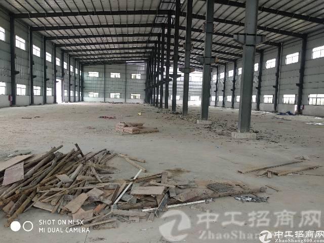 沥林镇靠东莞独栋钢构厂房招租