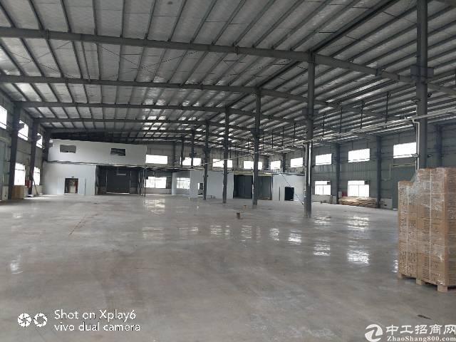惠州市僮侨镇滴水10米单一层钢构招租