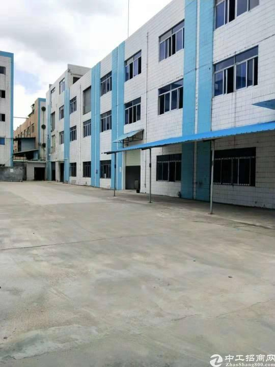 坪地中心地带新空独栋厂房4200平形象好