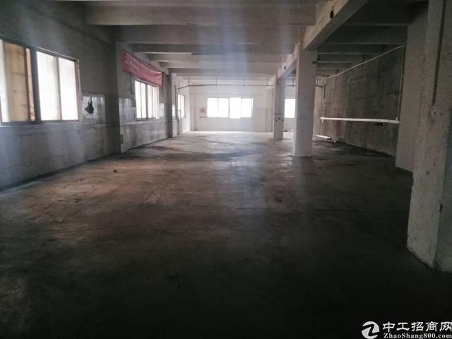 沙井一楼300平米厂房出租