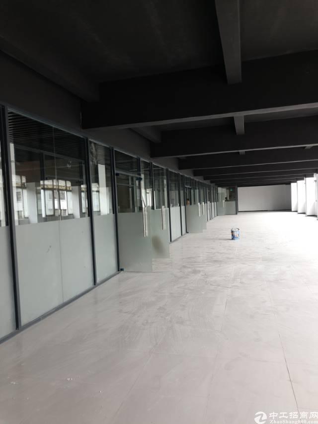松岗山门新出800平米精装厂房