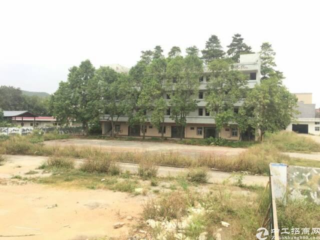 谢岗镇(空地大8500平)单一层厂房7000平